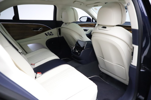 New 2021 Bentley Flying Spur V8 First Edition for sale Call for price at Maserati of Greenwich in Greenwich CT 06830 28