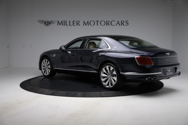 New 2021 Bentley Flying Spur V8 First Edition for sale Call for price at Maserati of Greenwich in Greenwich CT 06830 5