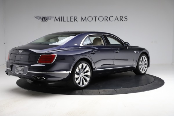 New 2021 Bentley Flying Spur V8 First Edition for sale Call for price at Maserati of Greenwich in Greenwich CT 06830 8
