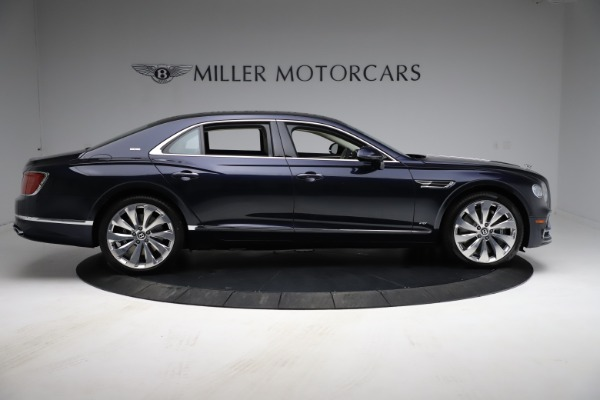 New 2021 Bentley Flying Spur V8 First Edition for sale Call for price at Maserati of Greenwich in Greenwich CT 06830 9
