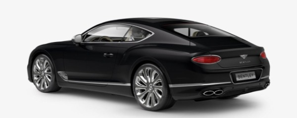 New 2021 Bentley Continental GT V8 Mulliner for sale $291,290 at Maserati of Greenwich in Greenwich CT 06830 3