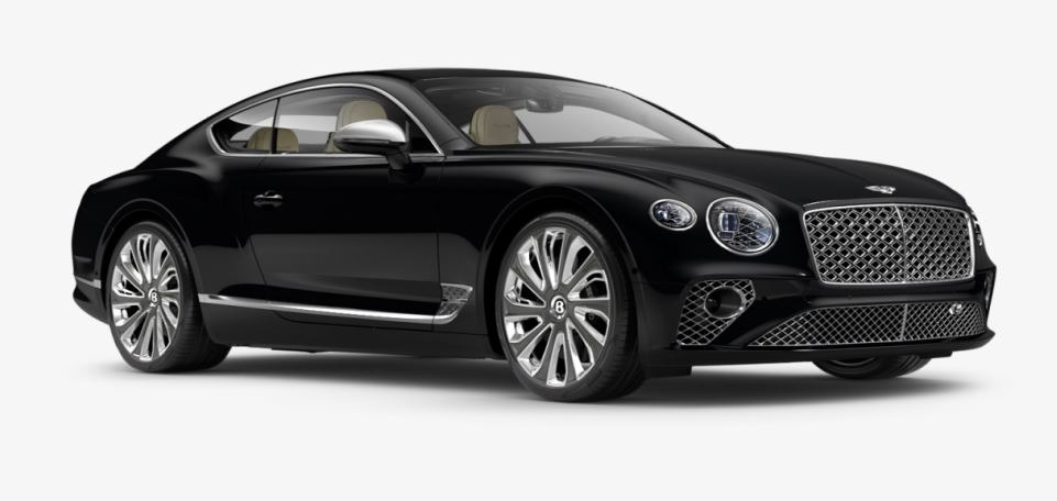 New 2021 Bentley Continental GT V8 Mulliner for sale $291,290 at Maserati of Greenwich in Greenwich CT 06830 1