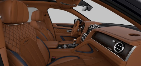 New 2021 Bentley Bentayga Speed Edition for sale $272,895 at Maserati of Greenwich in Greenwich CT 06830 7