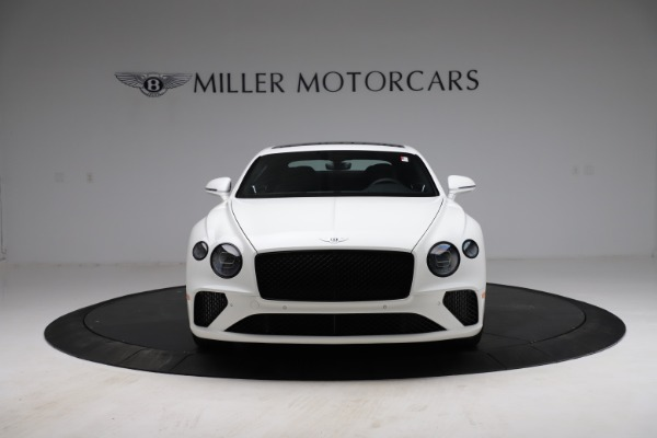 New 2021 Bentley Continental GT V8 for sale Call for price at Maserati of Greenwich in Greenwich CT 06830 12