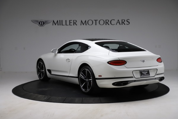 New 2021 Bentley Continental GT V8 for sale Call for price at Maserati of Greenwich in Greenwich CT 06830 5