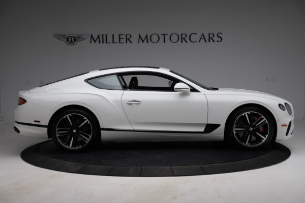 New 2021 Bentley Continental GT V8 for sale Call for price at Maserati of Greenwich in Greenwich CT 06830 9