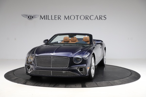 New 2021 Bentley Continental GT V8 for sale $277,690 at Maserati of Greenwich in Greenwich CT 06830 1