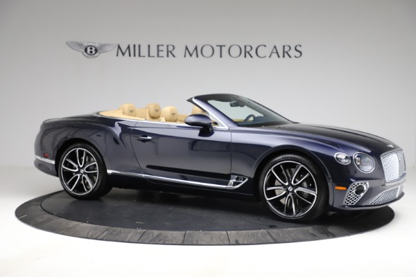 New 2021 Bentley Continental GT W12 for sale Call for price at Maserati of Greenwich in Greenwich CT 06830 10