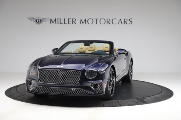 New 2021 Bentley Continental GT W12 for sale $293,310 at Maserati of Greenwich in Greenwich CT 06830 2