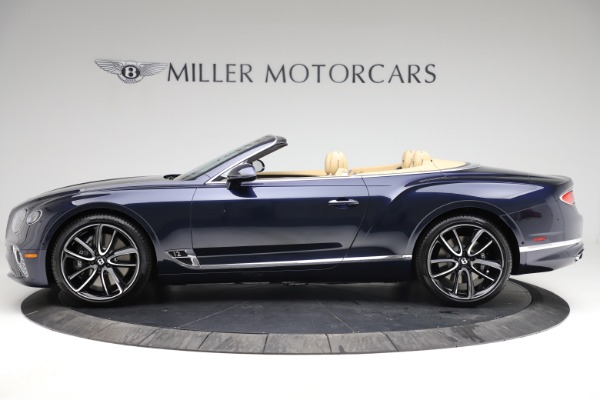 New 2021 Bentley Continental GT W12 for sale $293,310 at Maserati of Greenwich in Greenwich CT 06830 3