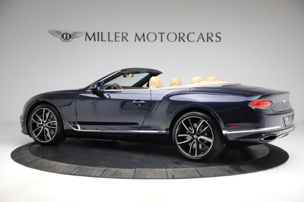 New 2021 Bentley Continental GT W12 for sale $293,310 at Maserati of Greenwich in Greenwich CT 06830 4