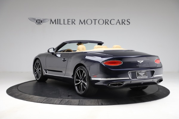 New 2021 Bentley Continental GT W12 for sale $293,310 at Maserati of Greenwich in Greenwich CT 06830 5
