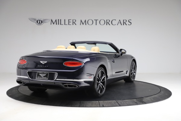 New 2021 Bentley Continental GT W12 for sale $293,310 at Maserati of Greenwich in Greenwich CT 06830 7