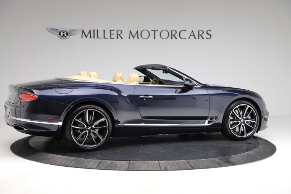 New 2021 Bentley Continental GT W12 for sale Call for price at Maserati of Greenwich in Greenwich CT 06830 8