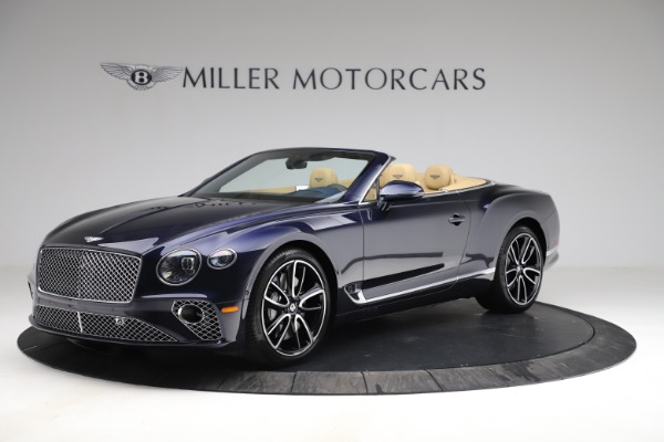 New 2021 Bentley Continental GT W12 for sale $293,310 at Maserati of Greenwich in Greenwich CT 06830 1