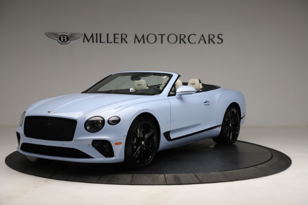New 2021 Bentley Continental GT W12 for sale $316,250 at Maserati of Greenwich in Greenwich CT 06830 2