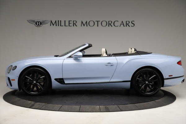New 2021 Bentley Continental GT W12 for sale $316,250 at Maserati of Greenwich in Greenwich CT 06830 3