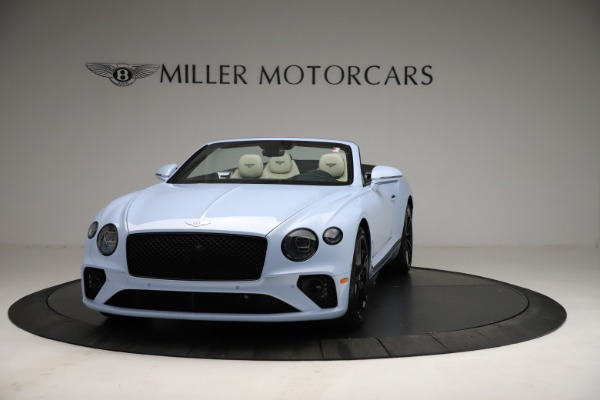 New 2021 Bentley Continental GT W12 for sale $316,250 at Maserati of Greenwich in Greenwich CT 06830 1