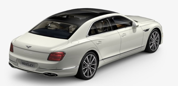 New 2021 Bentley Flying Spur V8 for sale $230,420 at Maserati of Greenwich in Greenwich CT 06830 3