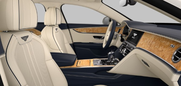 New 2021 Bentley Flying Spur V8 for sale $230,420 at Maserati of Greenwich in Greenwich CT 06830 7