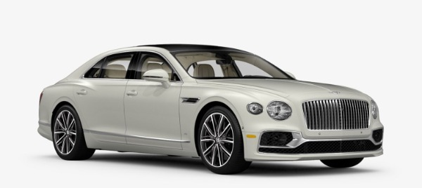 New 2021 Bentley Flying Spur V8 for sale $230,420 at Maserati of Greenwich in Greenwich CT 06830 1