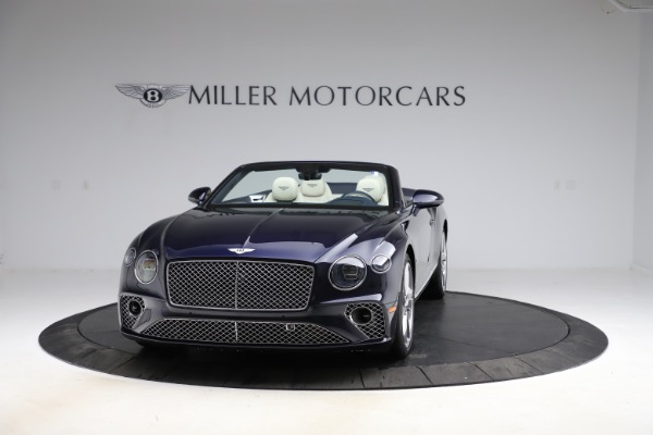 New 2021 Bentley Continental GT V8 for sale $276,830 at Maserati of Greenwich in Greenwich CT 06830 2