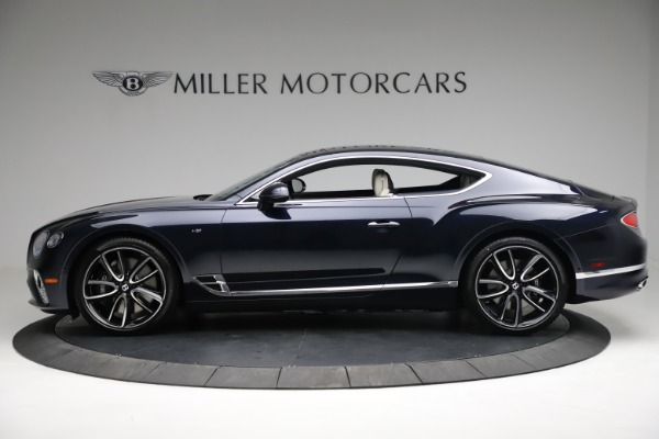 New 2021 Bentley Continental GT V8 for sale $260,310 at Maserati of Greenwich in Greenwich CT 06830 2