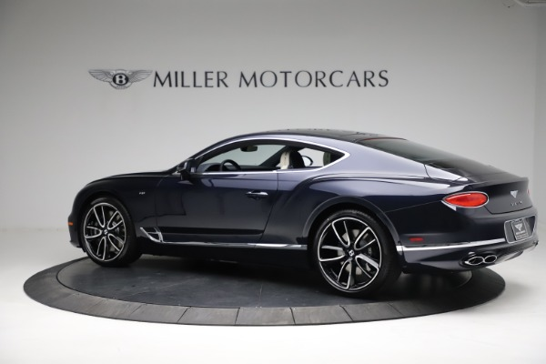 New 2021 Bentley Continental GT V8 for sale $260,310 at Maserati of Greenwich in Greenwich CT 06830 3