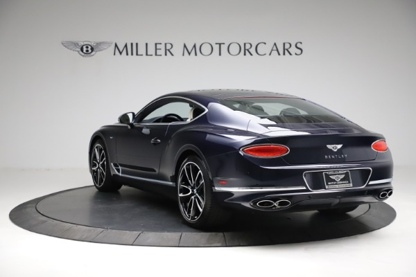 New 2021 Bentley Continental GT V8 for sale $260,310 at Maserati of Greenwich in Greenwich CT 06830 4