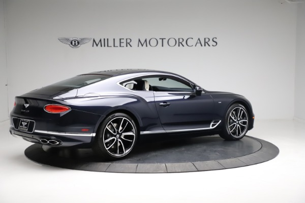 New 2021 Bentley Continental GT V8 for sale $260,310 at Maserati of Greenwich in Greenwich CT 06830 7
