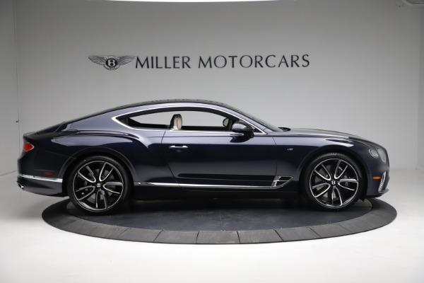 New 2021 Bentley Continental GT V8 for sale $260,310 at Maserati of Greenwich in Greenwich CT 06830 8