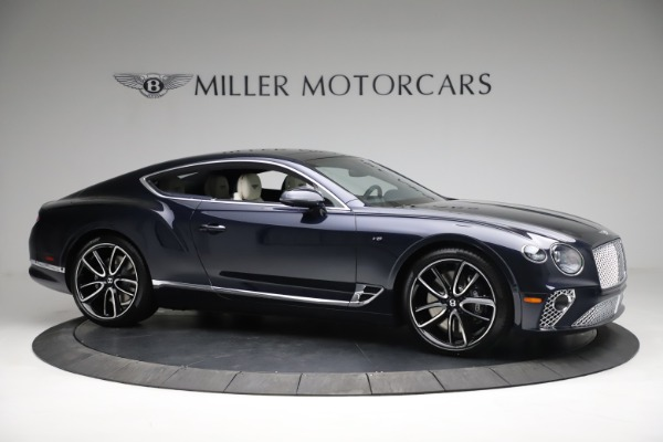 New 2021 Bentley Continental GT V8 for sale $260,310 at Maserati of Greenwich in Greenwich CT 06830 9