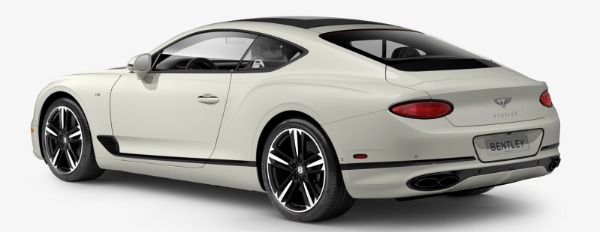 New 2021 Bentley Continental GT V8 for sale $254,095 at Maserati of Greenwich in Greenwich CT 06830 3