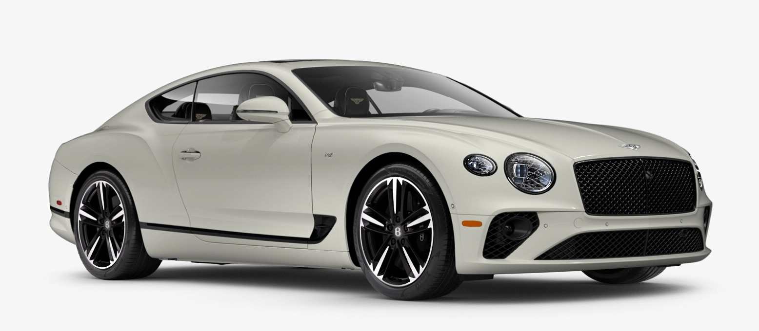 New 2021 Bentley Continental GT V8 for sale $254,095 at Maserati of Greenwich in Greenwich CT 06830 1
