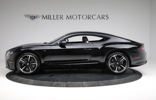 New 2021 Bentley Continental GT V8 for sale Call for price at Maserati of Greenwich in Greenwich CT 06830 3