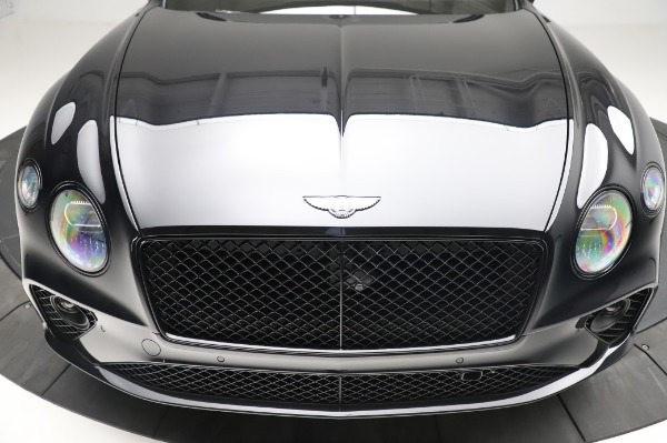 New 2021 Bentley Continental GT V8 for sale Sold at Maserati of Greenwich in Greenwich CT 06830 20