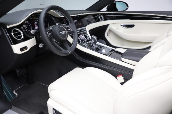 New 2021 Bentley Continental GT V8 for sale Sold at Maserati of Greenwich in Greenwich CT 06830 24
