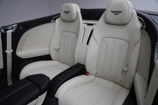New 2021 Bentley Continental GT V8 for sale Sold at Maserati of Greenwich in Greenwich CT 06830 27
