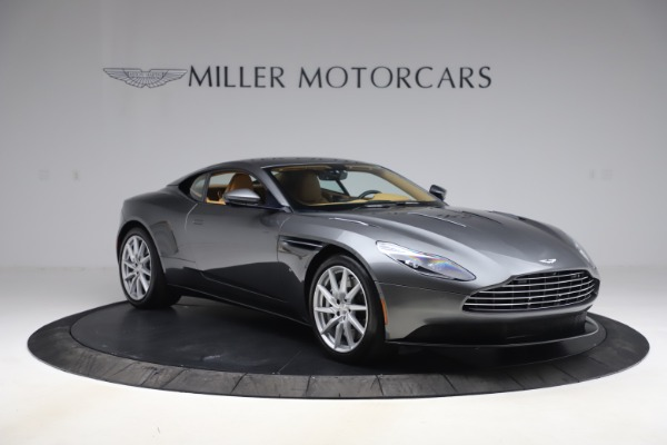 Used 2017 Aston Martin DB11 V12 Coupe for sale $149,900 at Maserati of Greenwich in Greenwich CT 06830 10