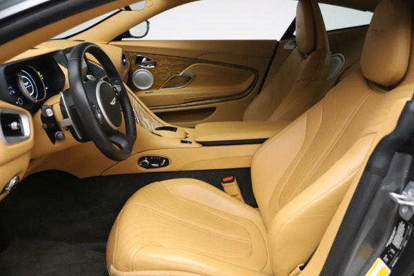 Used 2017 Aston Martin DB11 V12 Coupe for sale $149,900 at Maserati of Greenwich in Greenwich CT 06830 14