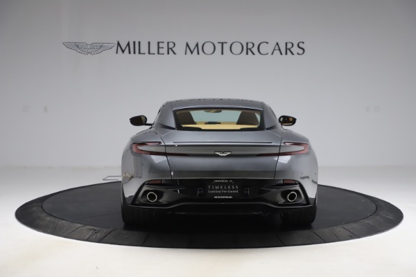 Used 2017 Aston Martin DB11 V12 Coupe for sale $149,900 at Maserati of Greenwich in Greenwich CT 06830 5