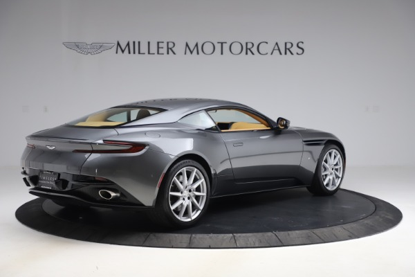 Used 2017 Aston Martin DB11 V12 Coupe for sale $149,900 at Maserati of Greenwich in Greenwich CT 06830 7