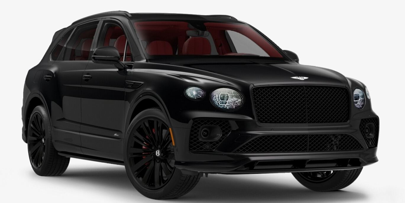 New 2021 Bentley Bentayga Speed Edition for sale $284,335 at Maserati of Greenwich in Greenwich CT 06830 1