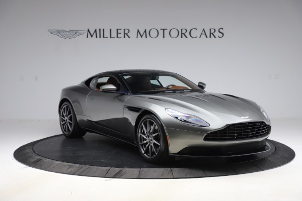 Used 2017 Aston Martin DB11 V12 Coupe for sale $134,900 at Maserati of Greenwich in Greenwich CT 06830 10