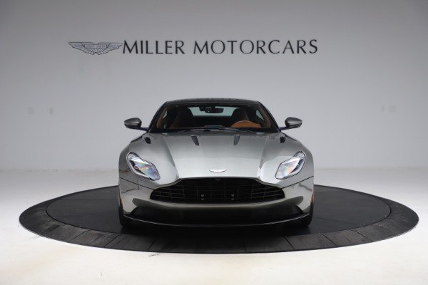 Used 2017 Aston Martin DB11 V12 Coupe for sale $134,900 at Maserati of Greenwich in Greenwich CT 06830 11