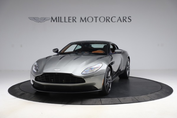 Used 2017 Aston Martin DB11 V12 Coupe for sale $134,900 at Maserati of Greenwich in Greenwich CT 06830 12