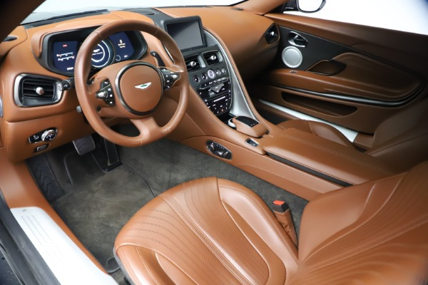 Used 2017 Aston Martin DB11 V12 Coupe for sale $134,900 at Maserati of Greenwich in Greenwich CT 06830 13