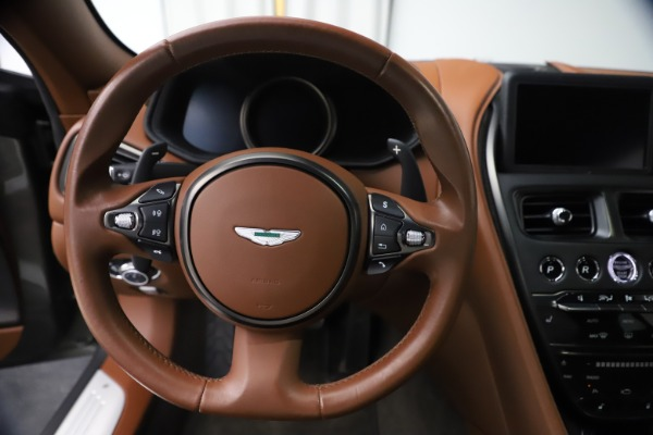 Used 2017 Aston Martin DB11 V12 Coupe for sale $134,900 at Maserati of Greenwich in Greenwich CT 06830 16