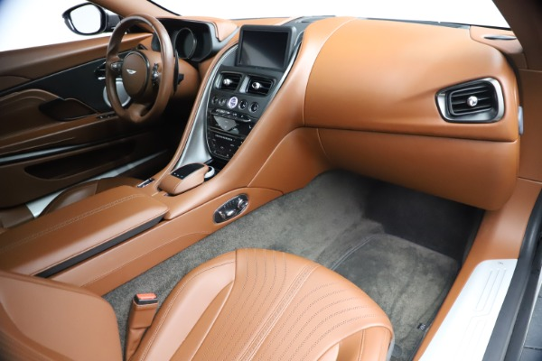 Used 2017 Aston Martin DB11 V12 Coupe for sale $134,900 at Maserati of Greenwich in Greenwich CT 06830 19