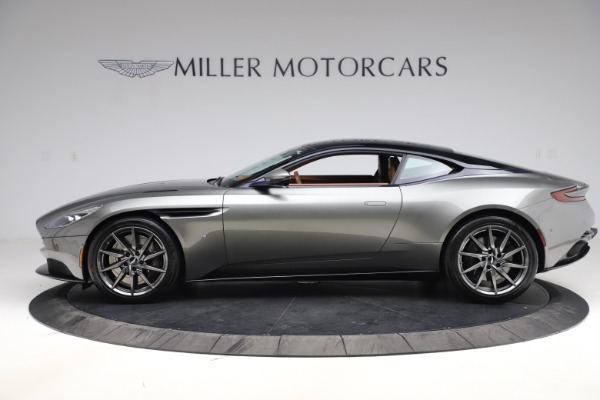 Used 2017 Aston Martin DB11 V12 Coupe for sale $134,900 at Maserati of Greenwich in Greenwich CT 06830 2